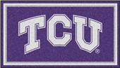 Fan Mats NCAA Texas Christian University 3x5 Rug