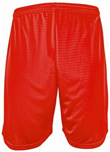 "Adult/Youth (6' to 9"" Inseam) Lined Tricot Shorts"