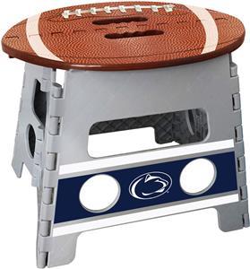 Fan Mats Ncaa Penn State Folding Step Stool Fan Gear