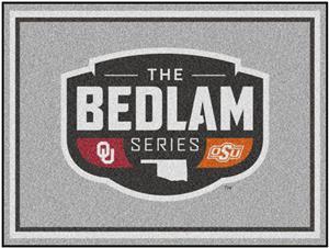 Fan Mats NCAA Bedlam Series 8'x10' Rug