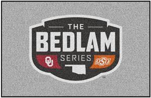 Fan Mats NCAA Bedlam Series Starter Mat