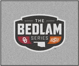 Fan Mats NCAA Bedlam Series Tailgater Mat