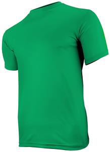 VKM Dry-Fit Moisture Wicking Athletic Crew T-Shirt
