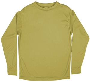 Adult & Youth Long Sleeve Wicking T-Shirts  CO