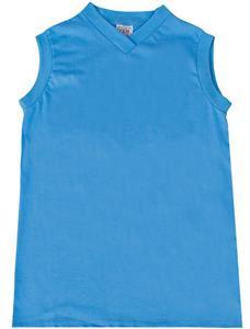 VKM Womens All Sports Sleeveless V-Neck Jerseys