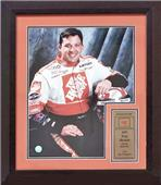 Encore Brandz Nascar Tony Stewart Game Used Frame