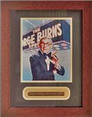 Encore Brandz George Burns Shadow Box Frame