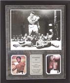 Encore Brandz Boxing Muhammad Ali Autograph Frame