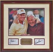 Encore Brandz PGA Nicklaus/Palmer Autograph Frame