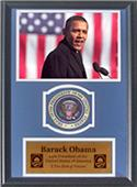 Encore Brandz Barack Obama Speech Deluxe Frame