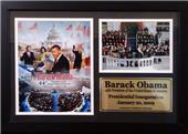 Encore Brandz Barack Obama Stat Plaque