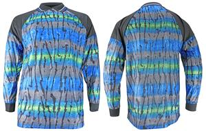 VKM Adult/Youth Sublimated Padded Goalie Jersey CO. Printing is available for this item.