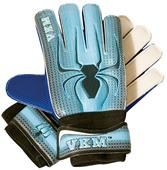Size 9 & 10 Finger Saver Soccer Goalie Gloves PAIR