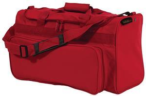 VKM Sports Bag w/no end pockets 20x9x11-CO