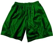 Adult & Youth Poly Micro Mesh Shorts - Closeout