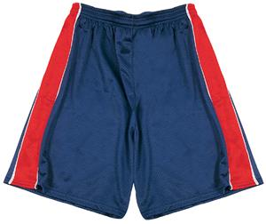 """Adult 7"""" Inseam & Youth 5"""" Inseam Nylon All-Sports Shorts CO"""