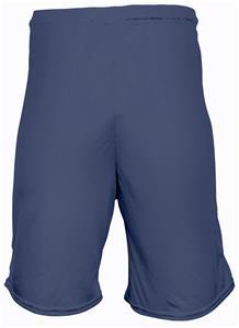 "Adult Nylon (Oversized)  No Pockets Micro Mesh Shorts 9"" Inseam - CO"