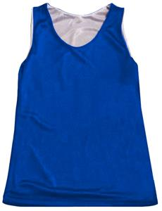 VKM Women Girl All Sports Reversible Mesh Tank Top