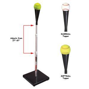 Schutt Baseball Softball Travel Batting Tee Baseball