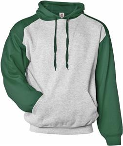 Badger Adult Youth Athletic Fleece Sport Hoodie. Decorated in seven days or less.