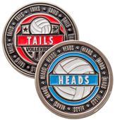 Tandem Sport Volleyball Flip Coin