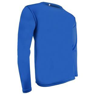 Navy, Youth X-Large Champro Dri Gear LS T-Shirt