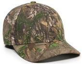 OC Sports 301IS Adjustable Camo Snap Back Cap