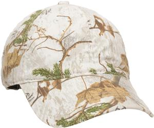 OC Sports CGW-115 Garment Washed Adjustable Camo. Embroidery is available on this item.