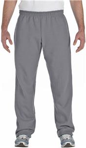 Gildan Adult Heavy Blend Open-Bottom Sweatpants