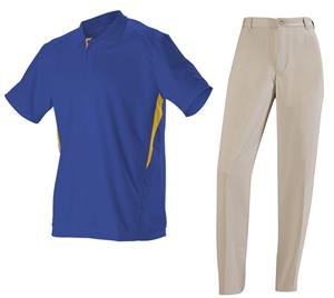 Mens Gameday Coaches Polo Shirts & Slacks Kit