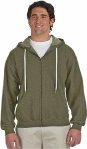 Gildan Adult Heavy Blend Vintage Full-Zip Hoodie. Decorated in seven days or less.