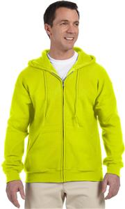 Gildan Adult DryBlend 50/50 Full-Zip Hoodie. Decorated in seven days or less.
