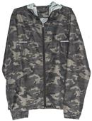 VOS Lightweight Windbreaker Full Zip Jacket