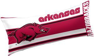 """Northwest NCAA Arkansas """"Seal"""" Body Pillow"""