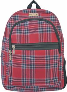 Backpacker Original Flannel Backpack. Embroidery is available on this item.