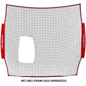 7'x7' Softball Pitching Protection Screen NET ONLY