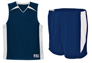 "Womens Mesh Tank Jersey & 5"" Shorts Kit"