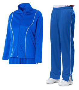 A4 Women's Full-Zip Warm-Up Set KIT