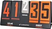 Champro Deluxe Flip-A-Score Scoreboard
