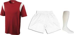 "Youth Vintage Heather Shirt 5"" Shorts & Sock Kit"