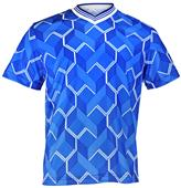 VKM Adult Youth V-Neck Poly Soccer Jerseys