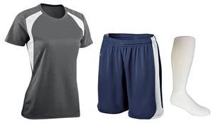 Womens Torrent Jersey Softball Shorts & Sock KIT