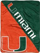 Northwest Miami Halftone Micro Raschel Throw