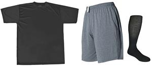 Youth All Sports T-Shirt Oxford Shorts Sock KIT