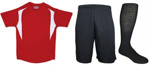 Adult Youth All Sports Mesh Jersey Shorts Sock KIT