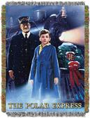 Northwest The Polar Express Holiday Woven Throw