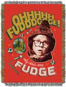 Northwest A Christmas Story Holiday Woven Throw