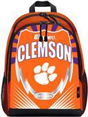 "Northwest NCAA Clemson ""Lightning"" Backpack"