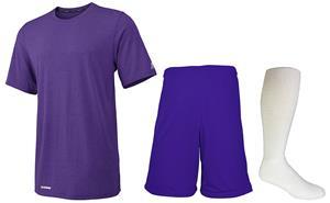Adult All-Sport Tee Mesh Shorts & Sock KIT