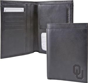 Sparo NCAA Oklahoma Sooners Passport Wallet